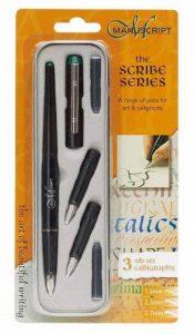 Manuscript Scribe Set de calligraphie Stylo et plume pour gauchers de la marque Manuscript image 0 produit