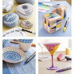 marqueur permanent porcelaine TOP 8 image 1 produit