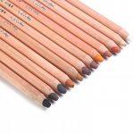 Meeden 12Couleur Professional Skin teintes pastels Crayons de couleur pour le dessin d'école Lapices de Coloures papeterie, Pack of 1 de la marque MEEDEN image 2 produit