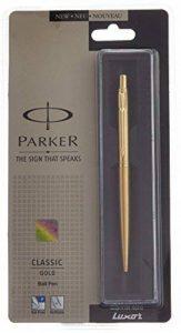 MEILLEUR PRIX Parker classique Plaqué or stylo à bille de la marque Parker image 0 produit