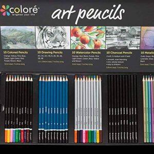 meilleurs crayons de couleur professionnels TOP 2 image 0 produit
