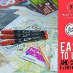 MoneyTrust Détecteur de faux billets - Pen détecte les billets en l'Euro, dollars et en livres (6) de la marque MoneyTrust image 6 produit