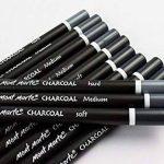 MONT MARTE Kit de crayons fusain – Lot de 12 – Fusain pour le dessin, crayons, artistes, idéal pour les dessins. de la marque Mont-Marte image 2 produit