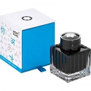 Montblanc 116223 Corn Flacon d'encre pour Stylo Plume 50 ml Unicef Blue de la marque Montblanc image 0 produit