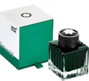 Montblanc 118124 Corn Poppy Red Flacon d'encre pour Stylo Plume 50 ml Emerald Green de la marque Montblanc image 0 produit