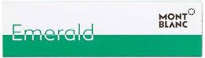 Montblanc 118126 Lot de 2 Recharges pour Stylo Bille Taille M Emerald Green de la marque Montblanc image 0 produit