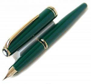Montblanc Stylo-plume Generation, vert MB13100/VE de la marque Montblanc image 0 produit