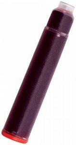 Monteverde Cartouche Taille Internationale pour Stylos à Plume - Rouge (Lot de 6) de la marque Monteverde image 0 produit