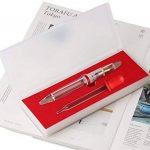 Moonman M2Stylo à plume dans un coffret cadeau, Transparenteye Dropper stylos de calligraphie, Executive Business Pen, pointe fine 0,5mm Dessin écrire pour homme femme de la marque Asvine image 2 produit