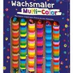 Moses 26147Cire peintre Multi Color–Plus de Crayons de Cire colorées–Lot de 6 de la marque Moses image 1 produit