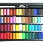 Mungyo Soft Pastel 64 Set De Couleurs Craie Carrée de la marque Mungyo image 1 produit