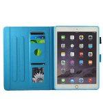Neuf iPad 9.7 2018 2017/iPad Air 2/iPad Air Coque [Stylo tactile gratuit], Modèle de dessin Animé PU Cuir Protecteur Portefeuille Etui pour Apple iPad 9.7 2018 2017/Air 2/Air (Bébé Licorne) de la marque Billionn image 5 produit