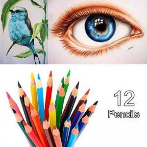 NEW crayons d'aquarelle Non toxique crayons d'aquarelle-long, incassable pour enfants Crayons de couleurs Crayons de couleurs de la marque WATERCOLOUR PENCILS image 0 produit