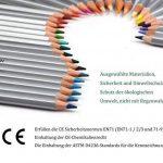 NIUTOP 72couleurs Crayons de couleur Crayons de couleur pour petit et grand pour peindre, colorier, esquisser ou colorieren cadeau parfait pour Hobby Artistes et enfants de la marque Niutop image 2 produit