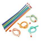NUOLUX 50pcs Crayons à papier Flexible avec gomme de la marque NUOLUX image 5 produit