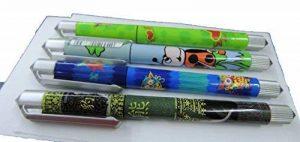 ONLINE magic-ball stylo roller motif aléatoire bleu ou vert ONBV de la marque ONLINE image 0 produit