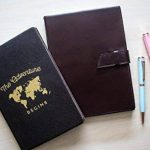 Or Rose Lot de stylos par Creoly | Rose et bleu Premium stylos à bille dans un coffret cadeau, Noir d'encre de la marque Creoly image 4 produit