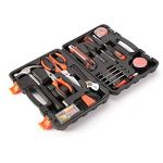 Outad 45 Pcs Kit Coffret d'outils ,Home Repair Tool Kit, Kit Outils de Main multifonction et universel Mallette à outils Boîte à Outils pour jardin Maison réparation Maintenance de la marque OUTAD image 1 produit