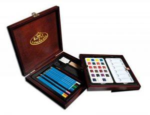 palette crayon TOP 2 image 0 produit