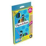 Paper Mate Crayons de Couleur Ronds, Métallisés, Lot avec Supplément, Lot de 15 de la marque Papermate image 1 produit
