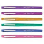 Paper Mate Flair Candy POP stylos feutre, pointe moyenne, assortiment de couleurs, lot de 6 de la marque Papermate image 3 produit