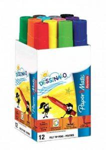 Papermate Dessinalo Feutre Dessin, Lot de 12 de la marque Papermate image 0 produit