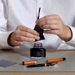 Parker Quink Flacon d'encre Noir 57 ml Noir [Ancien Modèle] de la marque Parker image 4 produit
