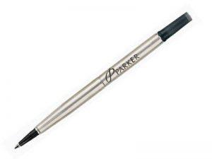 Parker Rollerball Refill 1pc (s) Pen Refill–Pen Refills (Black, 1pc (s)) de la marque Parker image 0 produit