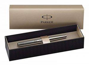 Parker S0525171 Stylo plume Moyenne Jotter en acier inoxydable [Ancien Modèle] de la marque Parker image 0 produit