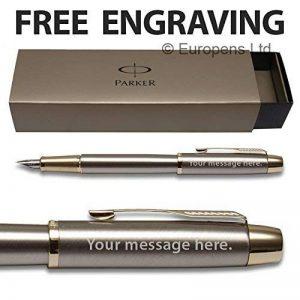 parker stylo plume or TOP 2 image 0 produit