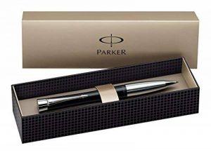 Parker Urban Classic Stylo-bille Pointe Moyenne Attributs Chromés Noir Feutré [Ancien Modèle] de la marque Parker image 0 produit