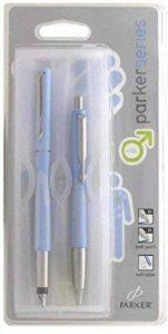 Parker Vector Stylo à bille et stylo plume Ensemble–Garçon S0712210 de la marque Parker image 0 produit