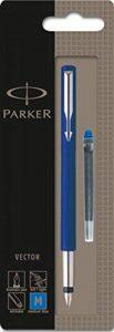Parker Vector Stylo Bille Pointe (Assorti) de la marque Parker image 0 produit