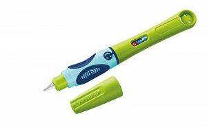 Pelikan 805681Griffix Stylo plume avec capuchon rotatif Bleu Pour gauchers, vert de la marque Pelikan image 0 produit