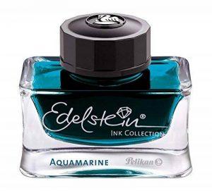 Pelikan Edelstein Flacon d'encre 50 ml - Aigue-marine de la marque Pelikan image 0 produit