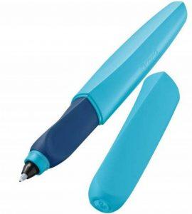 Pelikan stylo roller Twist Clair/Bleu Foncé de la marque Pelikan image 0 produit
