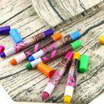Philonext Craie cireuse professionnelle colorée de stylos Cheveux colorée non-toxique temporaire de cheveux (12 Colors) de la marque Philonext image 2 produit