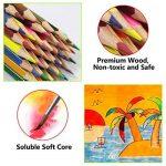 PHOEWON Crayons de Couleurs 36 Professionnels Crayon Coloriage Set Crayons à Dessin Crayon Aquarellable avec Boîte Métal, Crayons De Couleurs pour Adultes Artiste Enfants de la marque PHOEWON image 3 produit