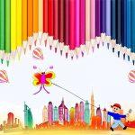 PHOEWON Crayons de Couleurs 36 Professionnels Crayon Coloriage Set Crayons à Dessin Crayon Aquarellable avec Boîte Métal, Crayons De Couleurs pour Adultes Artiste Enfants de la marque PHOEWON image 4 produit