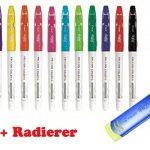 Pilot 4144S12FriXion Colors Feutres de coloriage, effaçable, lot de 12 de la marque Pilot Pen image 3 produit