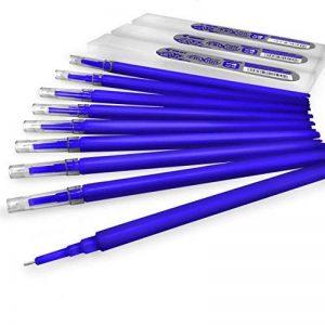 Pilot Frixion Point Recharges–0,5mm Aiguille point–Lot de 3–9recharges–Bleu de la marque Pilot-Frixion image 0 produit
