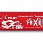 PILOT Lot de 4 sets de 3 recharges 07 Frixion BLS-FR7 assorties de la marque Pilot image 2 produit