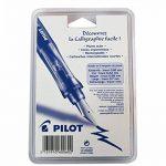 Pilot Plumix Pack de 3 Stylos-Plume. Plumes Moyenne, Large et Extra large + Cartouche encre noire,0.58mm + 0.70mm + 1.00mm de la marque Pilot image 1 produit