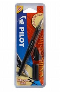 Pilot Plumix Stylo-Plume. Plume Extra Large + Cartouche encre noire,1.00mm de la marque Pilot image 0 produit