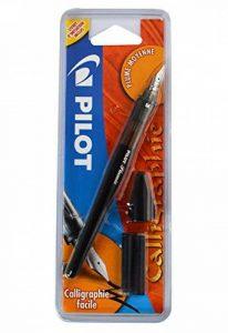 Pilot Plumix Stylo-Plume. Plume Moyenne + Cartouche encre noire,0.58mm de la marque Pilot image 0 produit