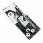 Pinceau de calligraphie stylo a encre rechargeable pour / calligraphie chinoise japonaise de la marque Farang image 2 produit