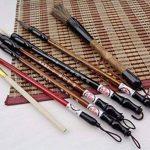 Pinceaux professionnels de la Chine pour la calligraphie et la peinture avec 7 ensembles de la marque diandiandidi image 3 produit