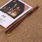 Porte-plume de Stylo de Trempette Tige en Bois pour Plume Composée de la marque Walfront image 3 produit