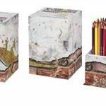 Pots de 68crayons de couleur Polychromos en édition limitée Faber-Castell, couleurs éclatantes, crayons de couleur avec mines incassables dans une boîte de rangement de la marque Faber-Castell image 1 produit