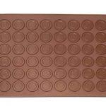 QiyuanLS Macaron formant le moule - mode de moulage de cuisson de silicone de Macaron de 48 capacités de la marque QiyuanLS image 0 produit